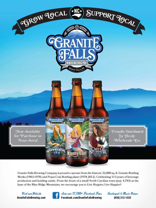 GFB Brewery Advertising