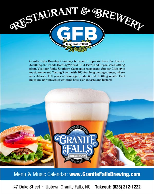 GFB Full Page Ad