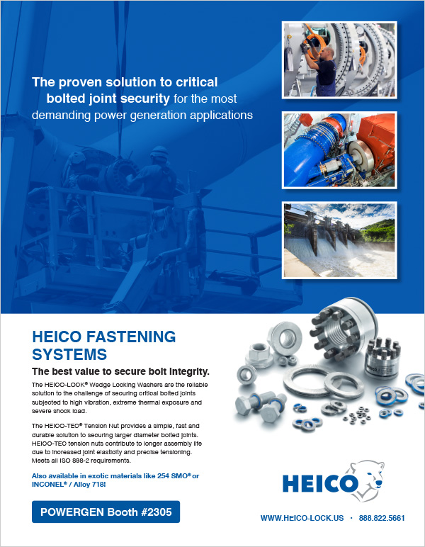 Heico Lock Full Page Ad