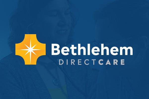 Logo Design for Bethlehem Direct Care