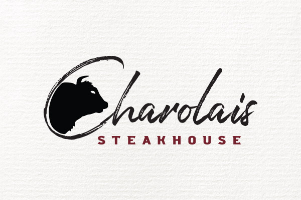 Logo Design for Charolais Steakhouse