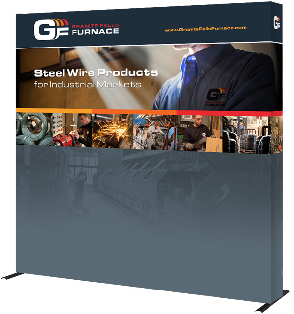 GFF Tradeshow Display Design
