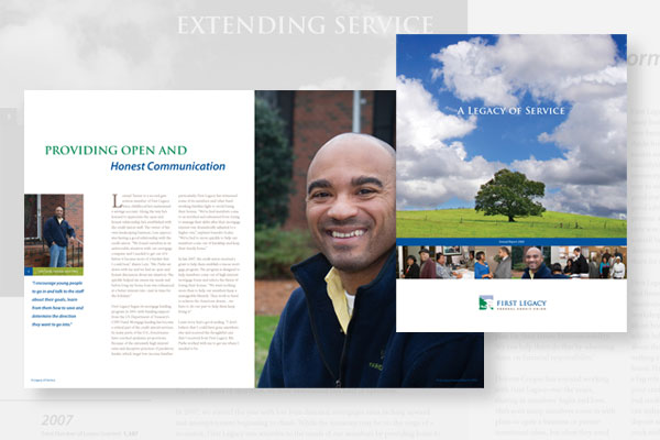 First Legacy Annual Report