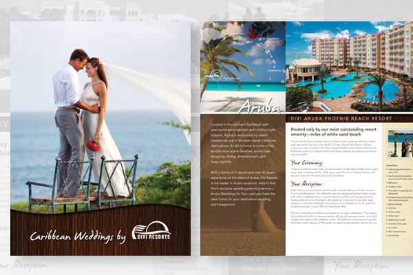 Divi Resorts Wedding Brochure