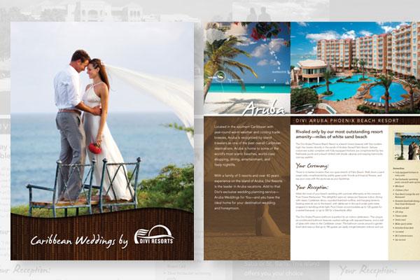 Divi Resorts Wedding Brochure