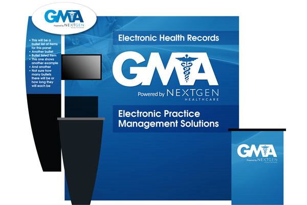 GMA Tradeshow Display