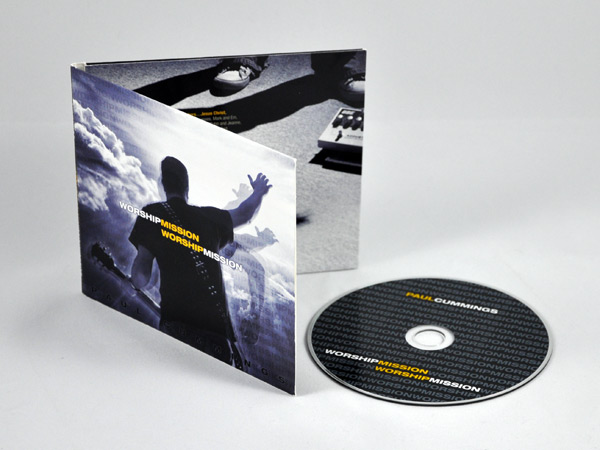 CD Artwork Design